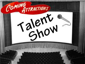 Talent show 2